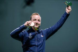 Médaille Tir Alexis Raynaud